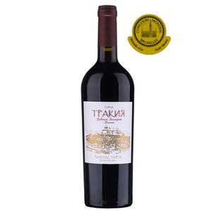 Вино Горна Тракия златен медал
