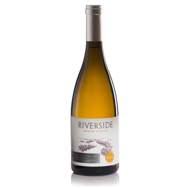 Бяло вино мускат отонел Riverside