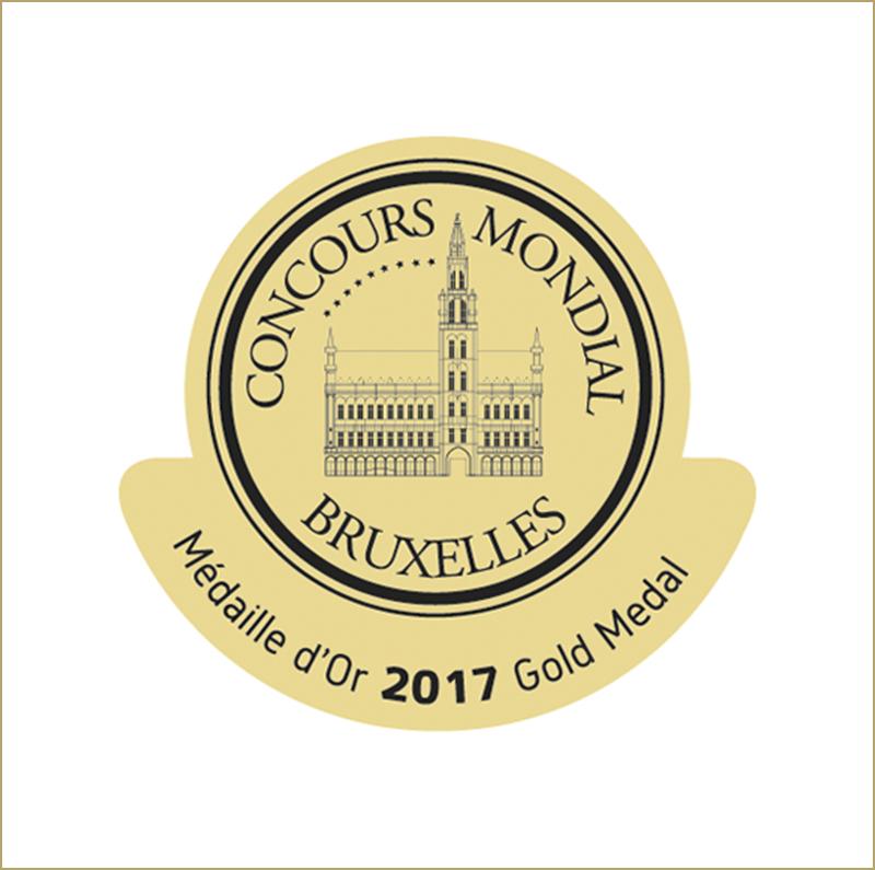 Concours Mondial Bruxelles 2017